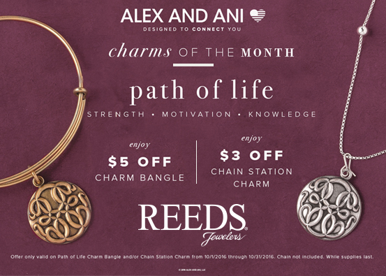 Alex and Ani October Bangle of the Month